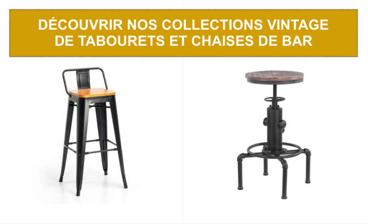 Collections Tabourets