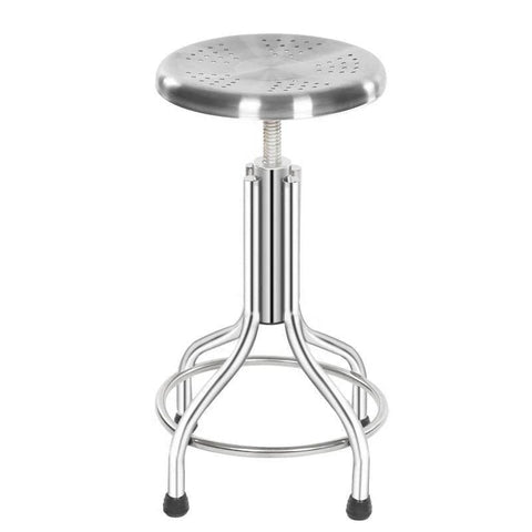Tabouret Metal Chrome