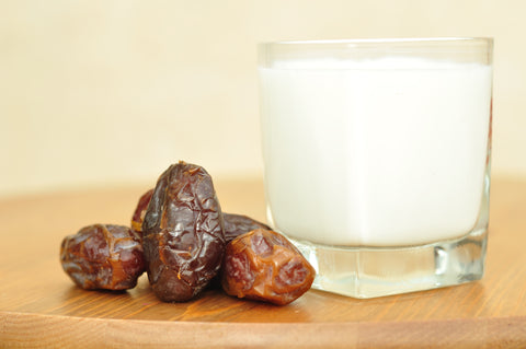 Camel Milk & Dates