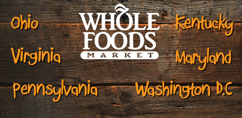 Whole Foods Midatlantic Stores