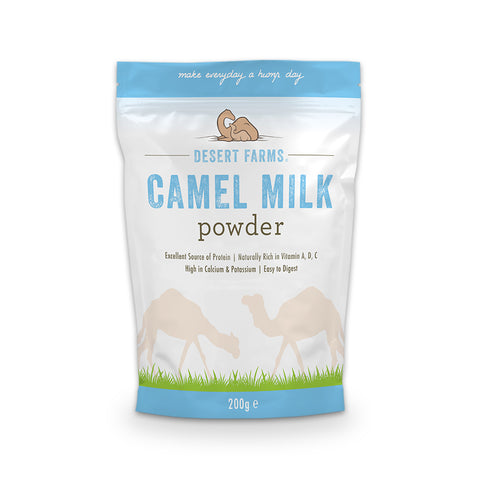 Camel Milk Powder (200)g