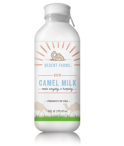 Camel Milk Kefir (Frozen) 16oz