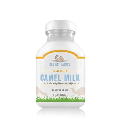 Camel Milk (Frozen) 8oz