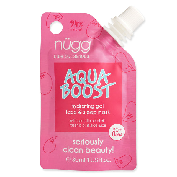 Aqua Boost Face Mask nügg Beauty