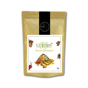 Ceylon Ground Turmeric