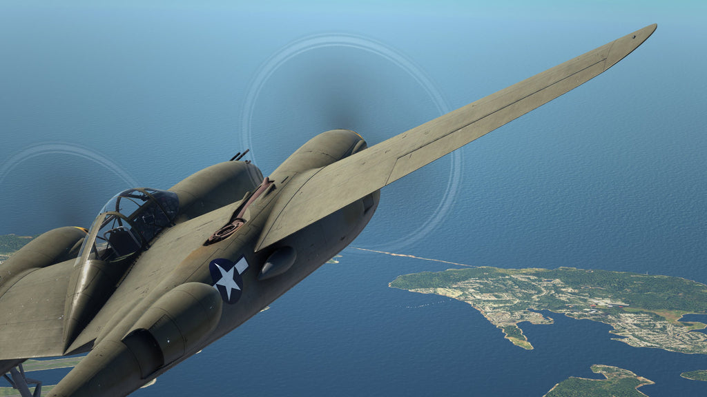 P-38L Development Update