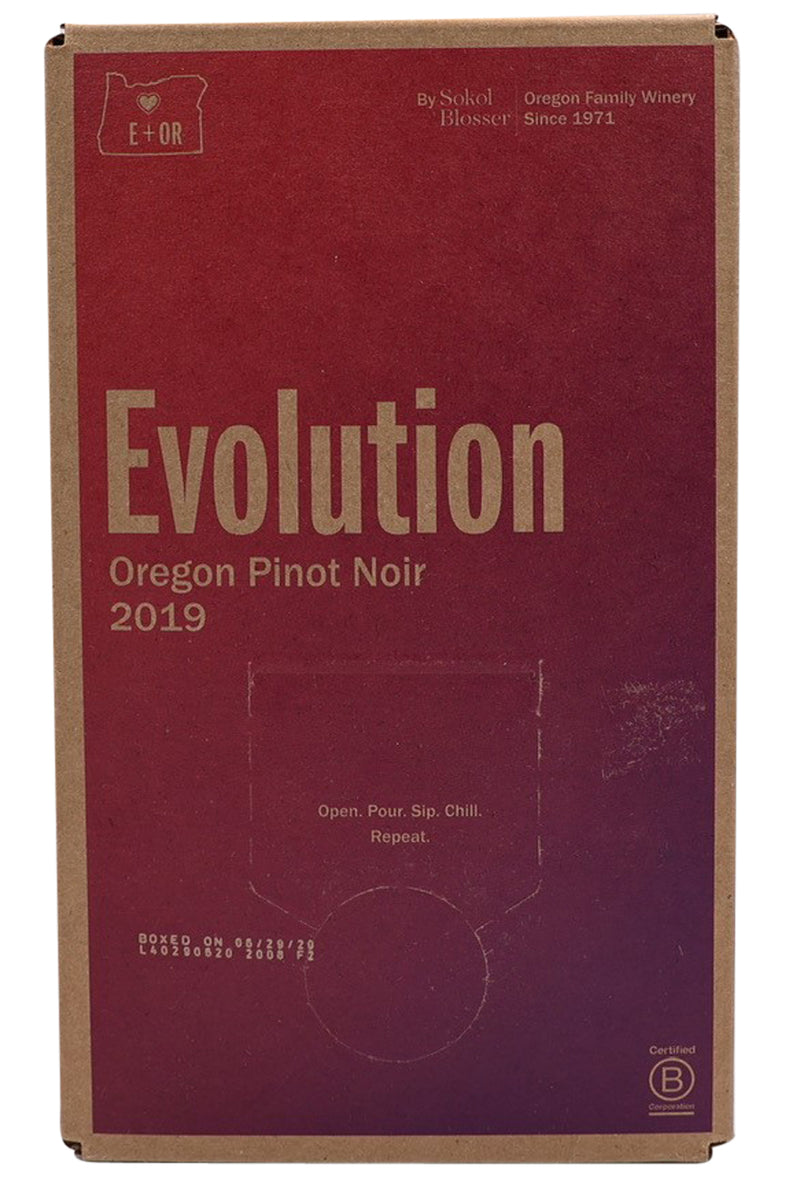 19 Evolution Pinot Noir - Sokol Blosser, Oregon