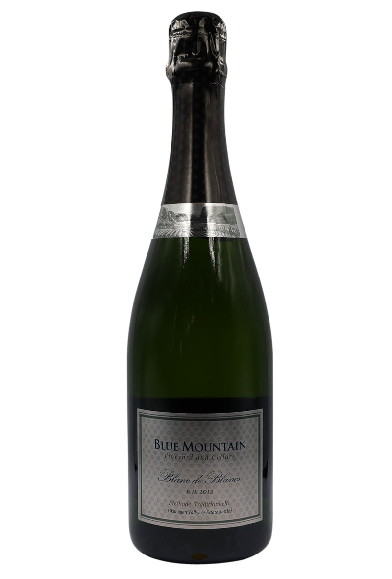 12 Blanc de Blancs RD - Blue Mountain, Okanagan