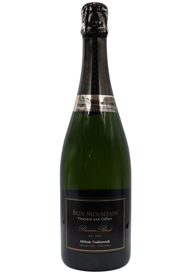 12 Reserve Brut RD - Blue Mountain, Okanagan