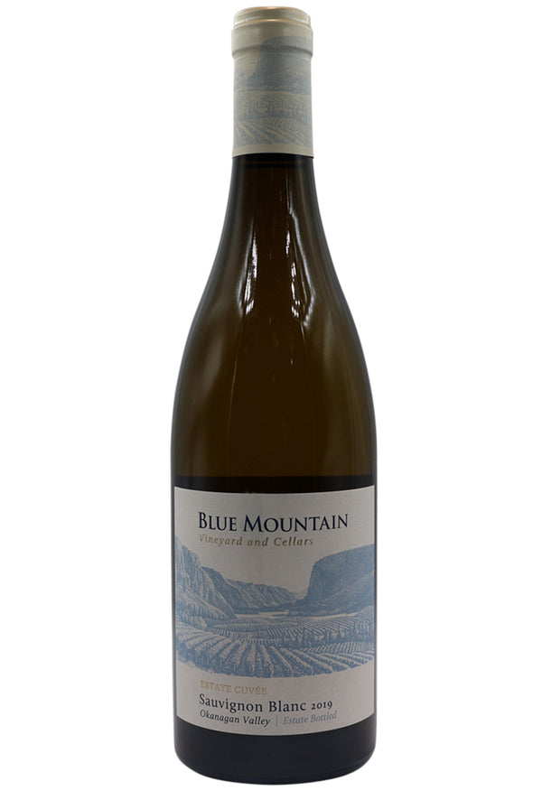 "19 Sauvignon Blanc ""Estate Cuvée"" - Blue Mountain, Okanagan"