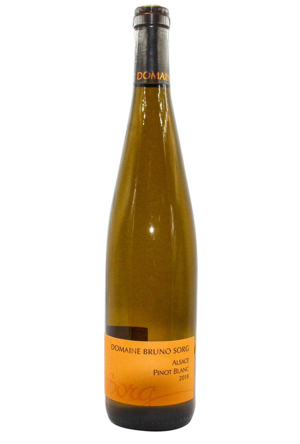 18 Pinot Blanc - Bruno Sorg, Alsace