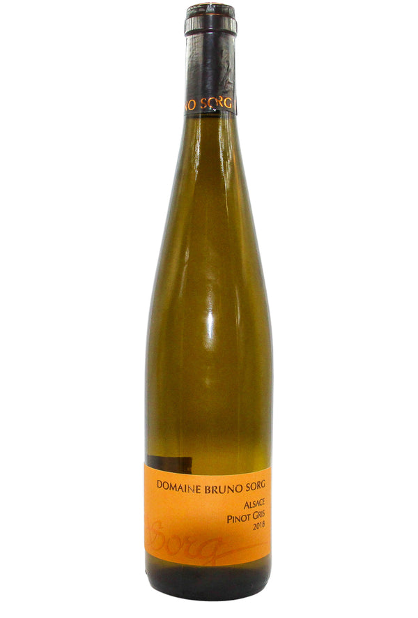 18 Pinot Gris - Bruno Sorg, Alsace