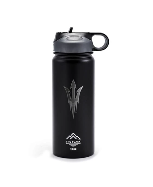 Stainless Steel College Water Bottle