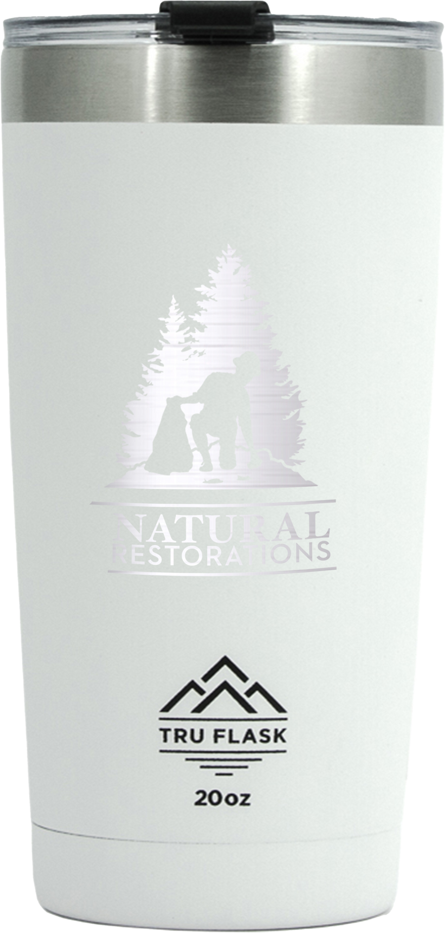 Natural Restorations Tumbler 20oz