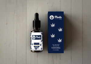 1000MG Premium CBD Oil