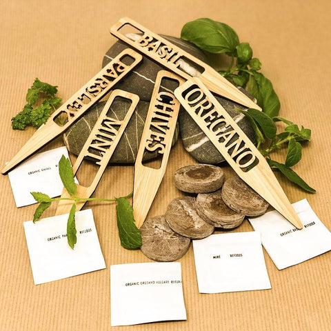 Image of Extra Seeds & Tags