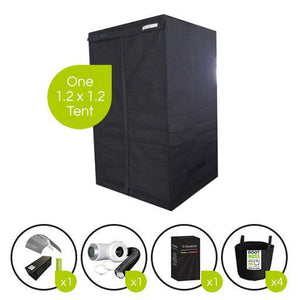 Four Two Zero Premium Grow Tent Kit