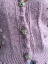 Afbeelding in Gallery-weergave laden, Lucky Lavender Cardigan