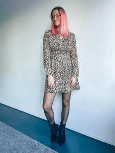 Leopardy Lioness Dress