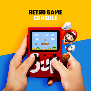 RETRO SUPER GAME CONSOLE