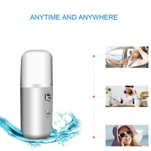 PORTABLE NANO SANITIZING SPRAY
