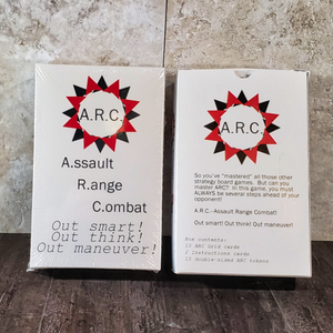 A.R.C. Assault Ranged Combat! Freestyle Edition