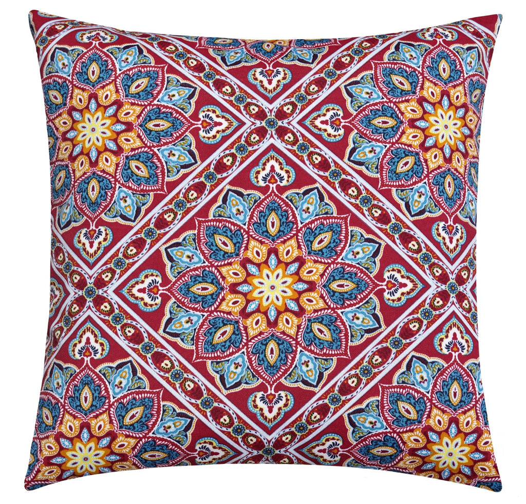 Bandana Americana Outdoor Pillow - Land of Pillows