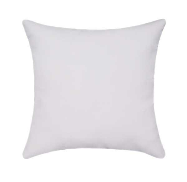 CLEARANCE Sunbrella Canvas White Outdoor Pillow - Land of Pillows