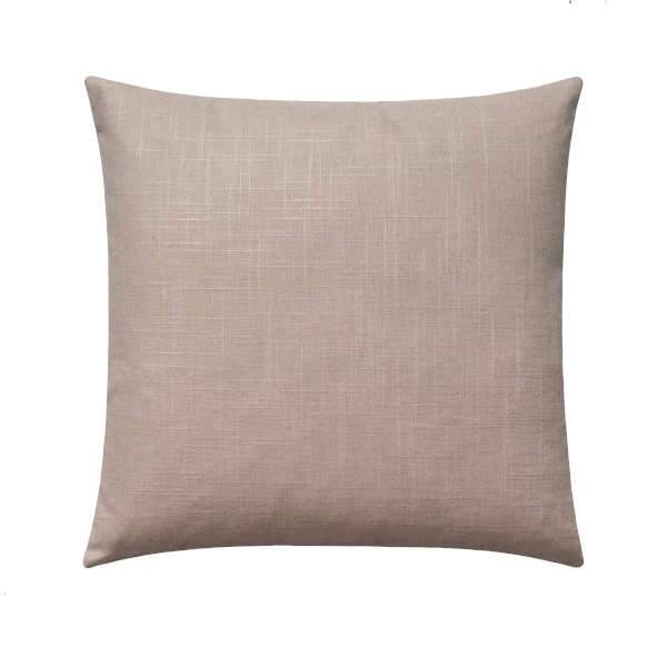 Driftwood Beige Linen Pillow - Land of Pillows