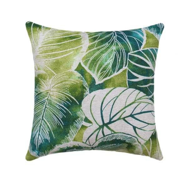 Keycove Lagoon Banana Leaf Outdoor Pillow - Land of Pillows