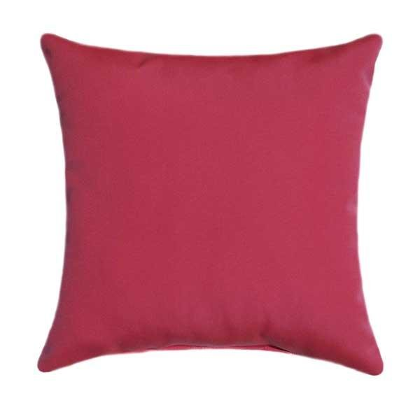 Sunbrella Canvas Blush Outdoor Pillow - Land of Pillows