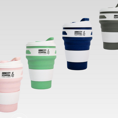 Amnesty Collapsible Cup