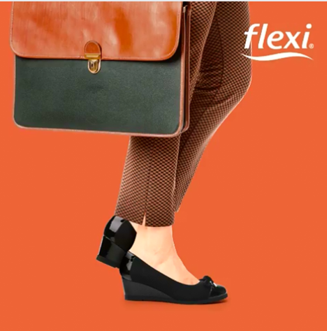 Flexi Lady's Margo Wedge
