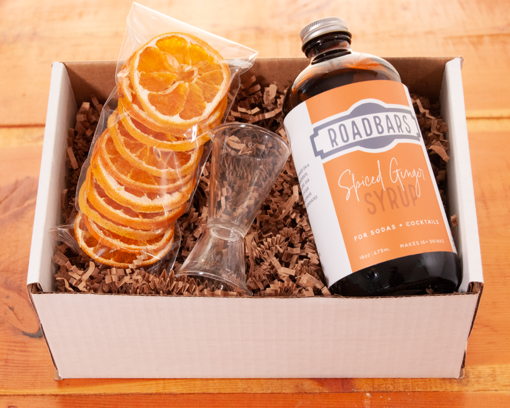 Spiced Old Fashioned Drink Kit