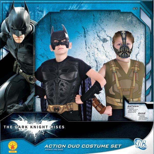 Kids Batman Vs. Bane Action Duo Costume