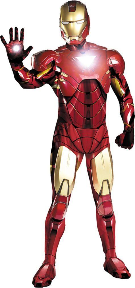 IRON MAN MARK 6 RENTAL ADULT
