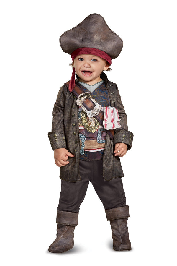 CAPTAIN JACK CLASSIC TODDLER