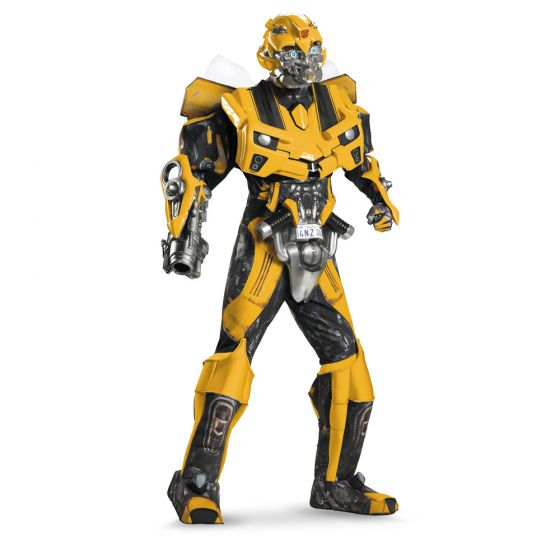 BUMBLEBEE THEATRICAL W VACUFORM PLUS 3D