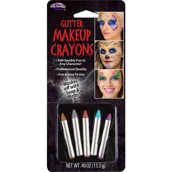 MAKEUP CRAYON ASSORTMENT GLITTER