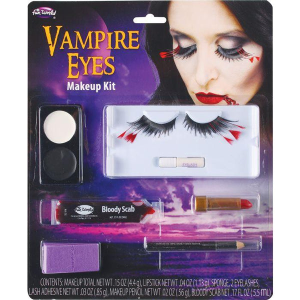 EYE LASH M U KIT - VAMPIRE