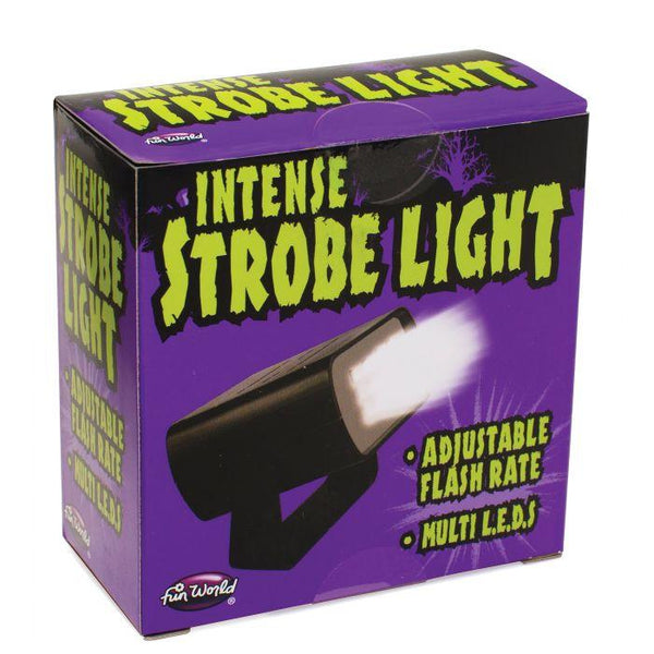 18 LED INTENSE ADJUST STROBE