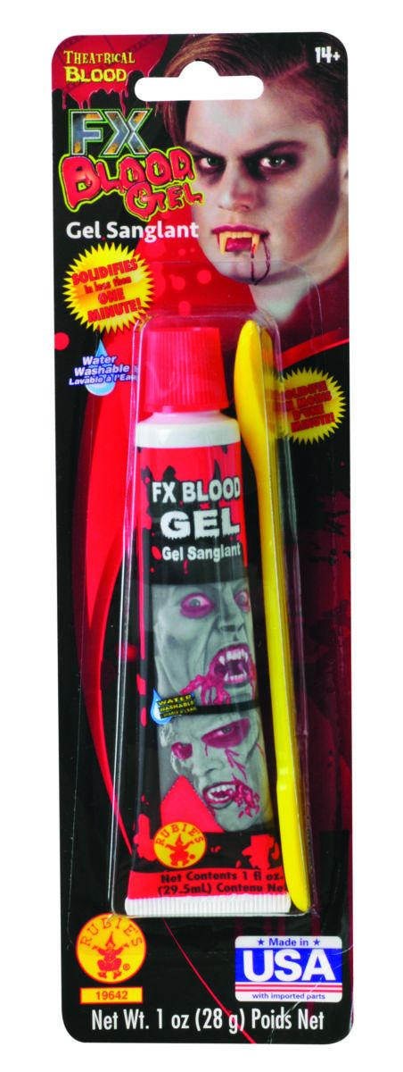 THEATRICAL BLOOD GEL