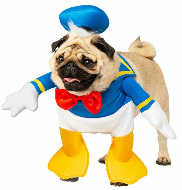 DP DONALD DUCK PET COSTUME
