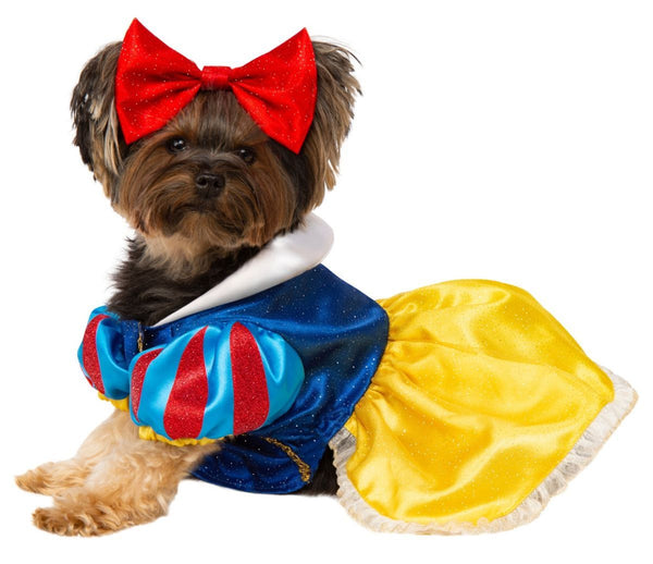 DP SNOW WHITE PET COSTUME