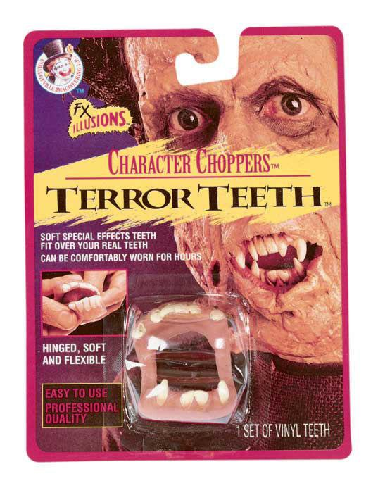 CHOPPERS- TERROR TEETH