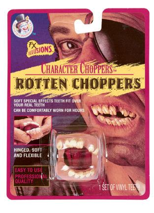 CHOPPERS-ROTTEN CHOPPERS