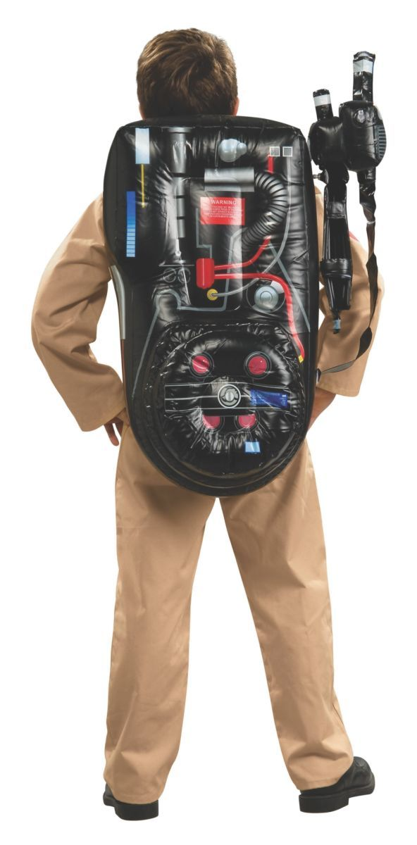 GHOSTBUSTER INFL. BACKPAC