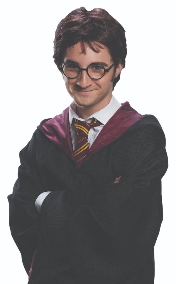 PELUCA HARRY POTTER ADUL
