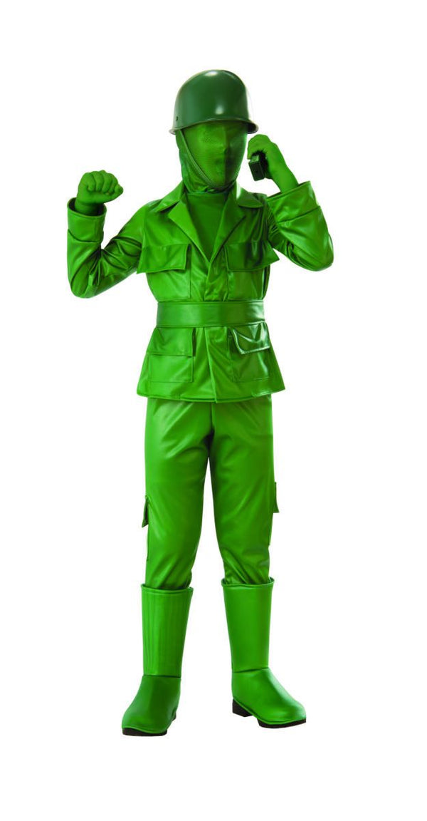 GREEN ARMY BOY