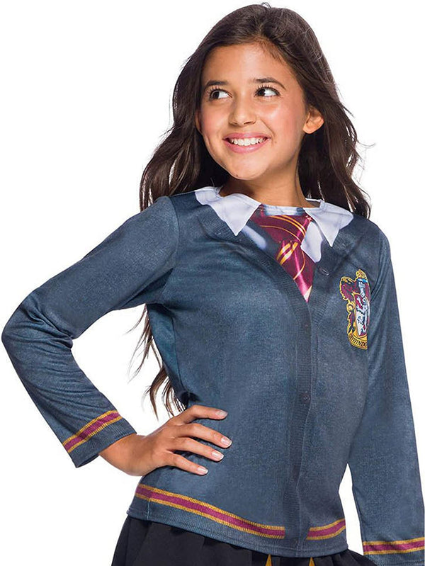 GRYFFINDOR COSTUME TOP